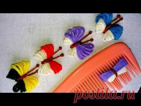 умелые ручки: вышивка, вязание..МК видео