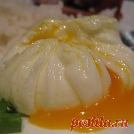 Яйца пашот мешочки рецепт с фото - Мастер рецептов