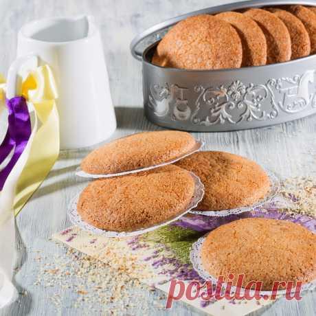 Anybenyraba: миндальное печенье по ГОСТ