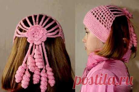 Повязка-шапка