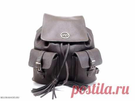 Рюкзак женский Софи Стильный женский рюкзак из натуральной кожи