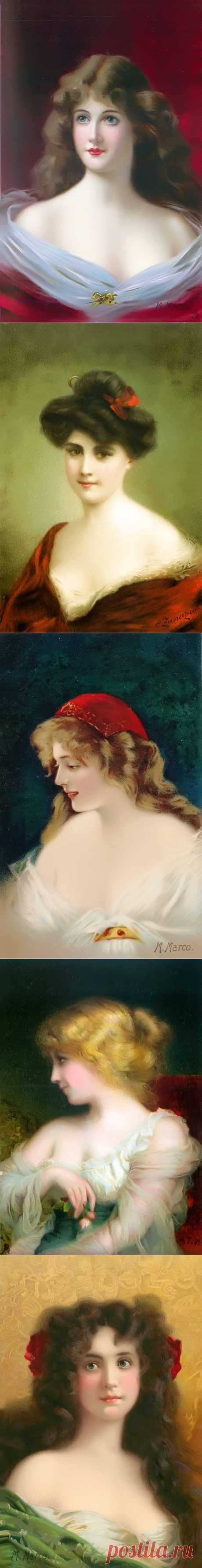 Блоги@Mail.Ru: Очаровательные женские образы...