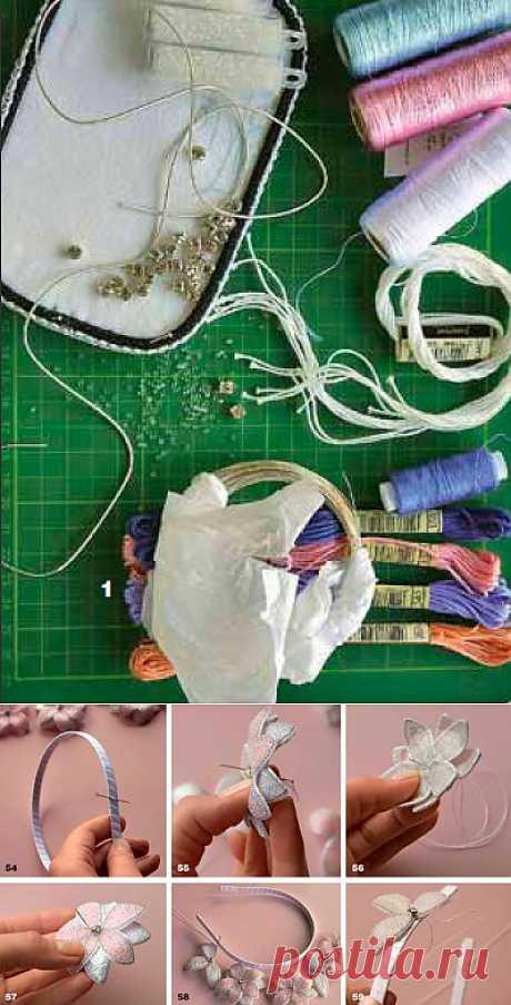 Свадебное украшение для невесты | pokroyka.ru-как сшить юбку, брюки, платье, пиджак, журналы по шитью
