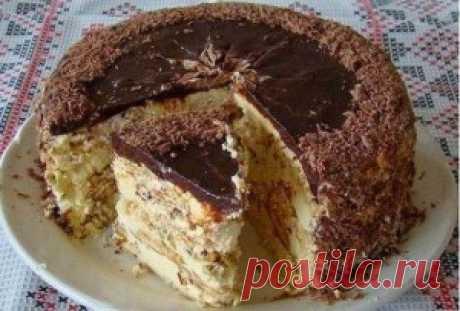 Торт «Киевский». Оригинальный советский рецепт - Приготовим вкусно