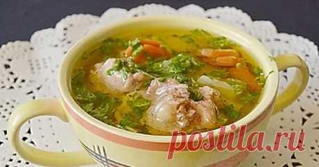 Куриная шурпа: побалуйте своих родных Восточные мотивы на вашей кухне!