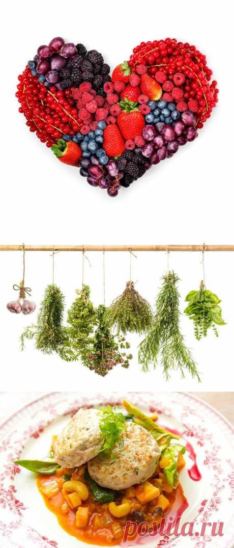 Берегите сердце: полезные продукты и рецепты блюд - Menu.ru