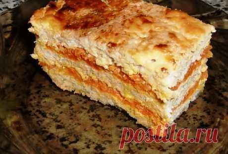 """""""Пирожные"""" из куриного филе / Кукорама — вкусные рецепты!"""