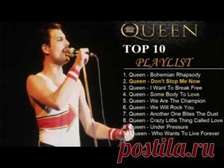 クイーン最高ヒット ♥ Q u e e nーズ 人気曲 メドレー ♥Best Songs Of Q u e e n♥