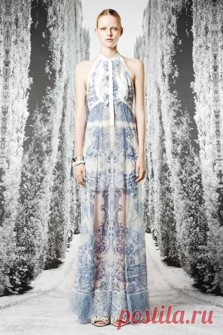 Арт № WOM 029 Платье Roberto Cavalli    Материал: шёлк Размеры S,M,L.