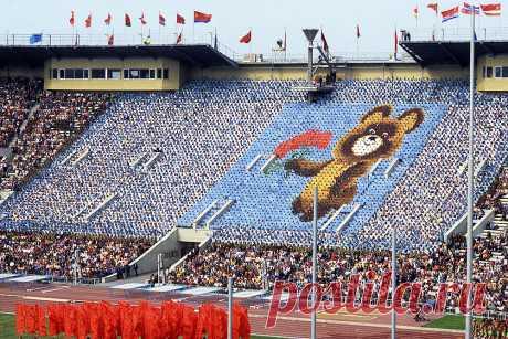 Тест для рожденных в СССР: Ответьте без ошибок на 15 вопросов об Олимпиаде-80 | ВАШ СПОРТ