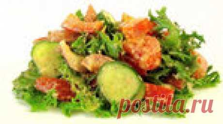 Ореховая заправка для овощного салата