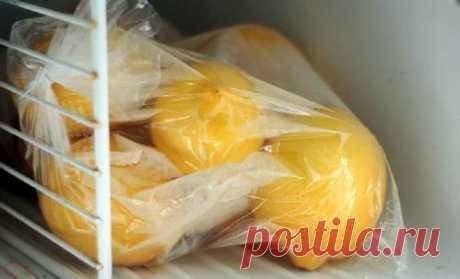 ¡Congelen los limones y se despidan de la diabetes, los hinchazones y la obesidad!