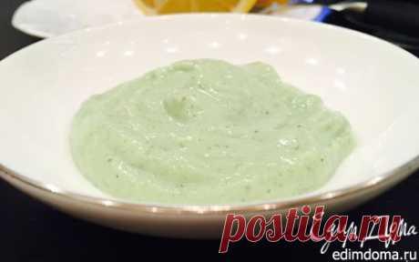 Безвредный постный «Майонез» (диетический) | Кулинарные рецепты от «Едим дома!»