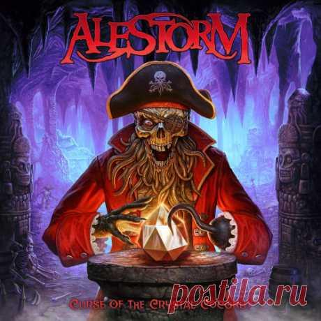 Alestorm - Curse Of The Crystal Coconut 2020