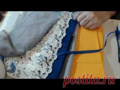 Сорока. Шьем символ школы текстильной куклы (бесплатный)