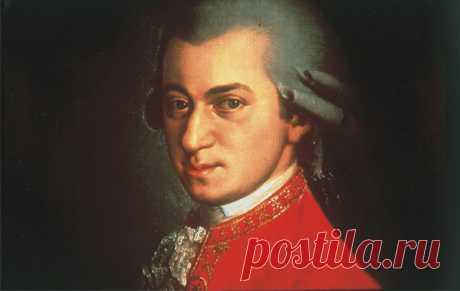Лечебный эффект Вольфганга Моцарта...