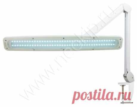 8015 U светильник светодиодный (VKG L-10 LED) Светодиодная подсветка позволяет качественно освещать рабочую поверхность. Настольный светильник является бестеневым. Полная замена лампы VKG L-10 LED.