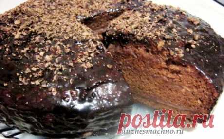Торт «Пражский» со сгущенкой | Вкусные рецепты