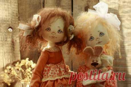 Куклы Ирины Хочиной | all Dolls