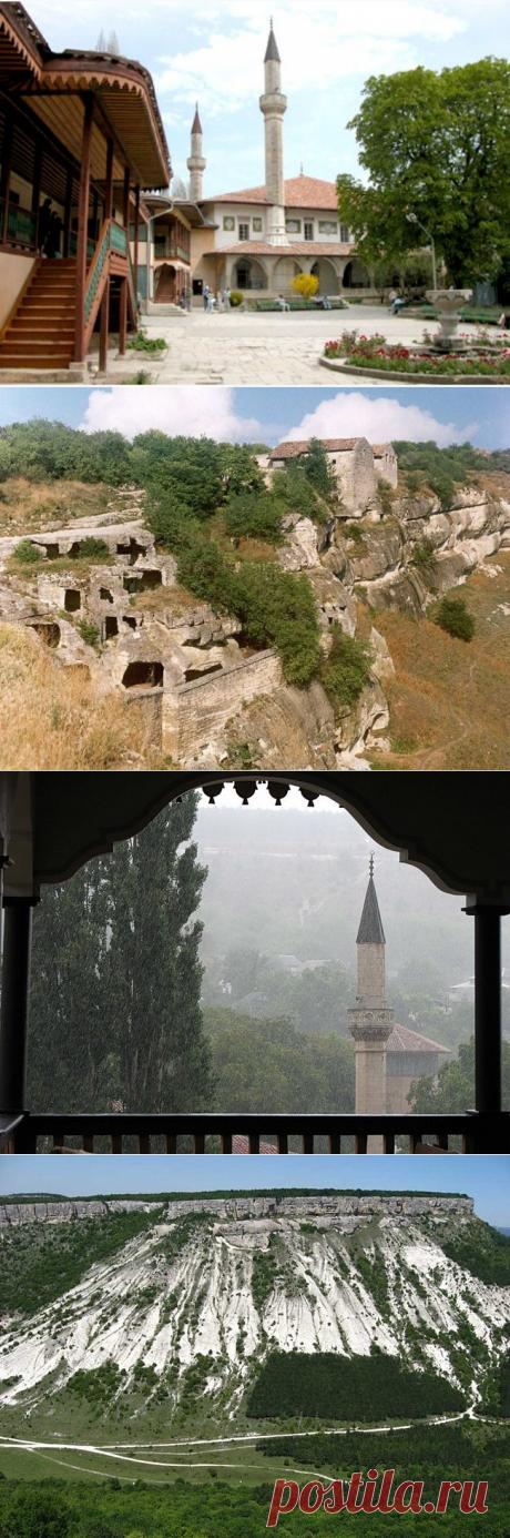 Бахчисарай: маленький город с большой историей / Туристический спутник