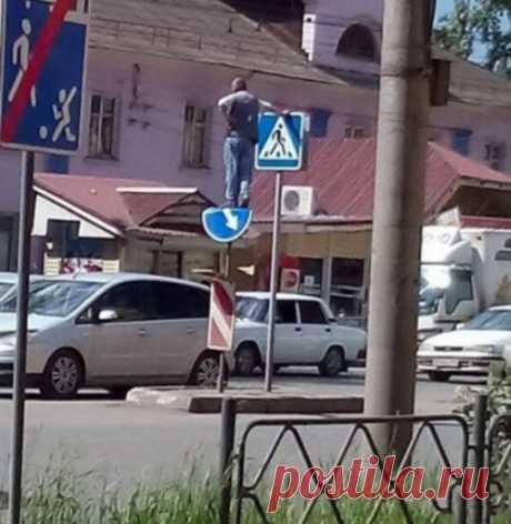 En algún sitio en Rusia (¡29 fotos) | el Diablo toma la porción Siguiente prikolnyh de las fotografías que han reproducido la realidad pintoresca y los días de trabajo diversos de nuestros conciudadanos en los rincones diferentes del país!