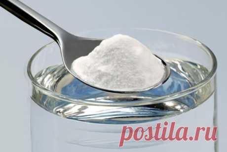 Сода — просто универсальное средство! | Четыре вкуса