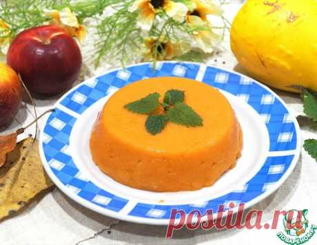 Морковный мусс – кулинарный рецепт