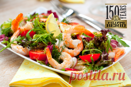 Useful menu: 5 salads for the real gourmets | the Official site of culinary recipes of Yulia Vysotskaya