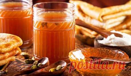 Четыре рецепта традиционных русских пасхальных напитка на Светлую Пасху: