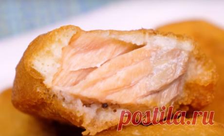 Рыба в кляре — вкусно и просто