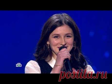 She started singing, and the jury started pressing the buttons: Nastya from Murmansk region struck all