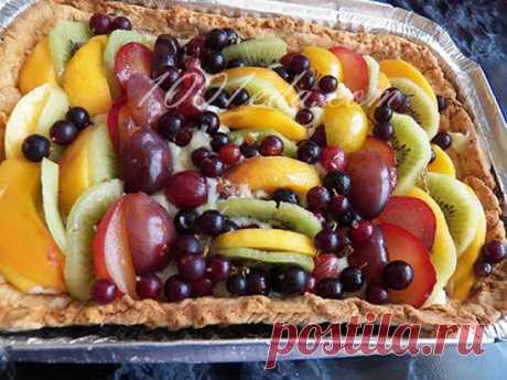 Как приготовить тарт со свежими овощами - Золотой фонд рецептов 1001 еда от 1001 ЕДА