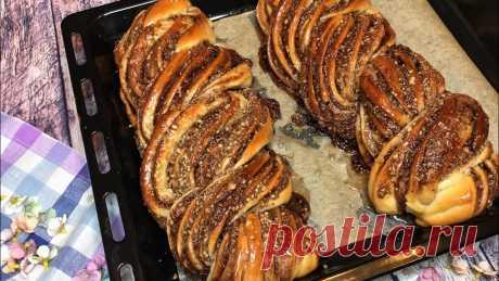 Очень вкусные и необычные ИЗРАИЛЬСКИЕ пироги: