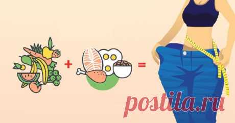 Витаминно-белковая диета — одна из самых простых и действенных: минус 5–7 кг за 10 дней - Образованная Сова