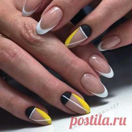 Маникюр гель-лаком - фото идей дизайна ногтей - Best Маникюр