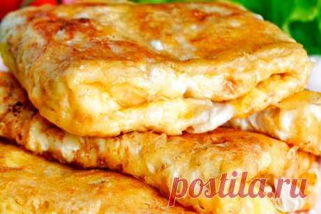 Очень быстрый и вкусный завтрак из простых продуктов — Бабушкины советы