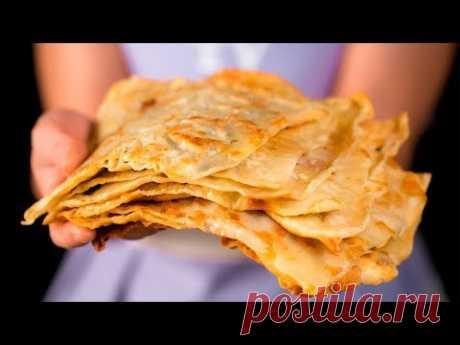 Tortas en sartén – Fácil de hacer y extremadamente deliciosas…| Gustoso. TV