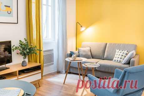 5 astucias simples para la formalización del pequeño apartamento
