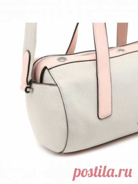 Женская сумка Calvin Klein Jeans цвет розовый за 8 599 Р