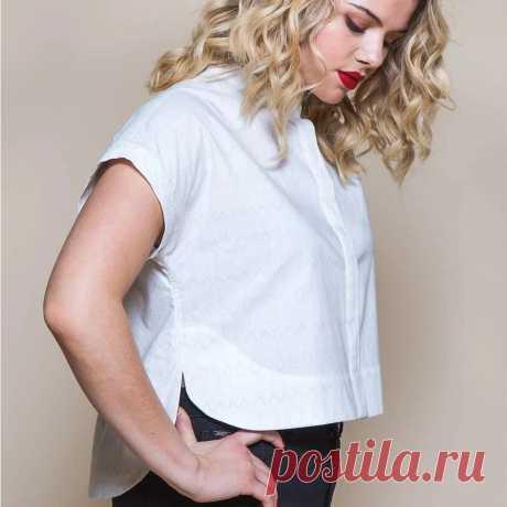 Как обработать низ широкой фигурной обтачкой: мастер-класс — Мастер-классы на BurdaStyle.ru