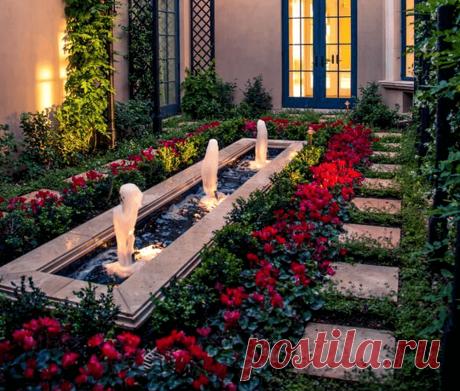 Восточные стили сада: виды и примеры оформления ~ Planetalsad