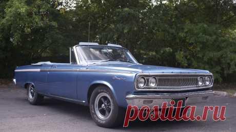 1965 Dodge Coronet Convertible | F192 / Чикаго 2015 / Аукционы Mecum 1965 Dodge Coronet Convertible представлен как Лот F192 в Шаумбурге, Иллинойс