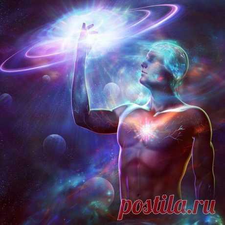 Световые коды, заложенные Творцом
