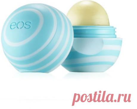 EOS, Visibly Soft Lip Balm Sphere, Vanilla Mint, .25 oz (7 g) - iHerb.com GQD146 Описание Эволюция Smooth Сразу помягче, более красивые губы Смягчает Гидраты Питает 99% натуральный Вазелин-Free Парабенов Не содержит глютен Естественно мягкие губы. ЭОС Visibly Мягкие, обогащенные натуральными маслами, кондиционирующих увлажняющим маслом карите и антиоксидантные витамины С и Е, поглощает питать губы для мягкости вы можете чувствовать.