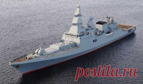 Эсминец «Лидер»: 200 шахт «Кинжалов» и «Цирконов» | ВОЕННОЕ ОБОЗРЕНИЕ | Яндекс Дзен