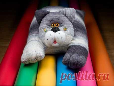 Хочется тепла и нежности - обними кота!
