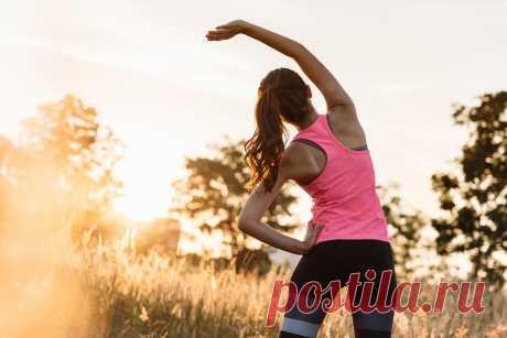 Ещё семь упражнений для красивой осанки