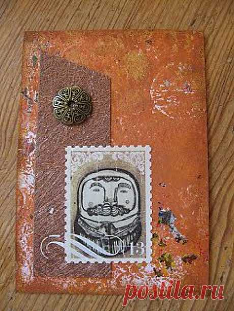 Kate's Quilting (and other arty stuff): Finished ATCs