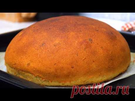 Самый вкусный хлеб! Мягкий и пышный! Не черствеет, не крошится | Кулинарим с Таней
