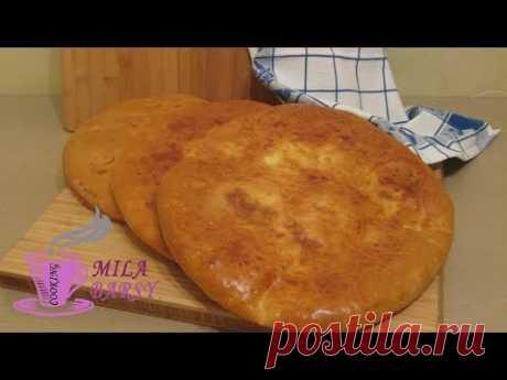 Нежнейшее Хачапури | Просто тает во рту |  Khachapuri (Pie with cheese)